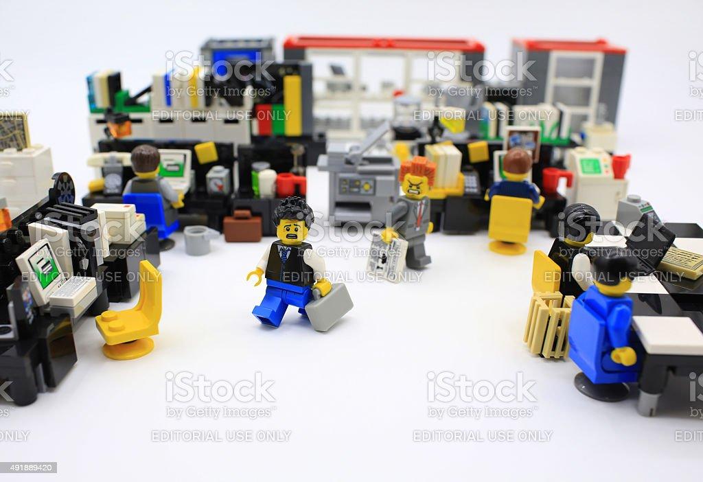 Lego le bureau de poste eur picclick fr