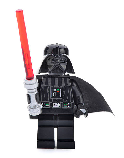 lego star wars toy character darth vader - darth vader 個照片及圖片檔