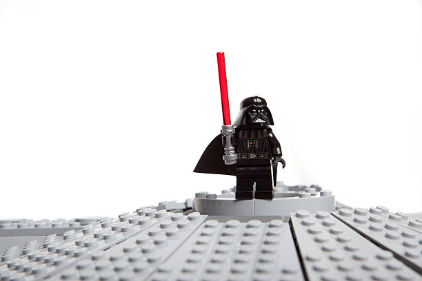lego star wars toy character: darth vader - darth vader 個照片及圖片檔