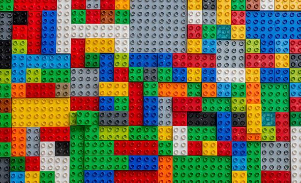 textura de lego - lego imagens e fotografias de stock