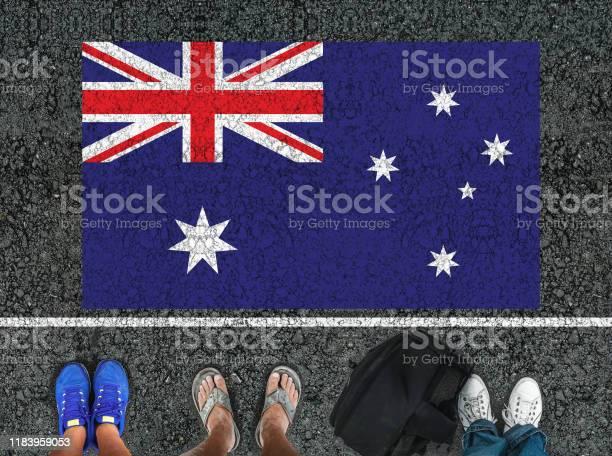 Legs and flag of australia picture id1183959053?b=1&k=6&m=1183959053&s=612x612&h=b1fzel0oozbpeow8u9eh snauz6bgng6ylxsxcbidma=