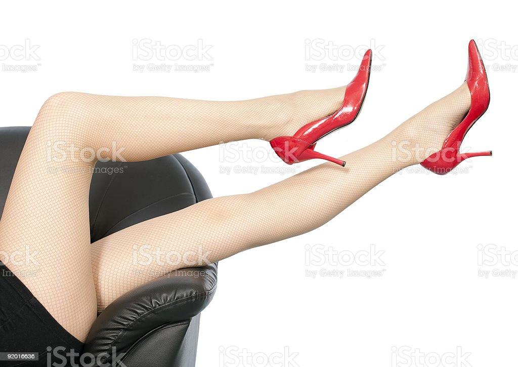 Legs III royalty-free stock photo