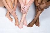 istock Legs of young women 75403587