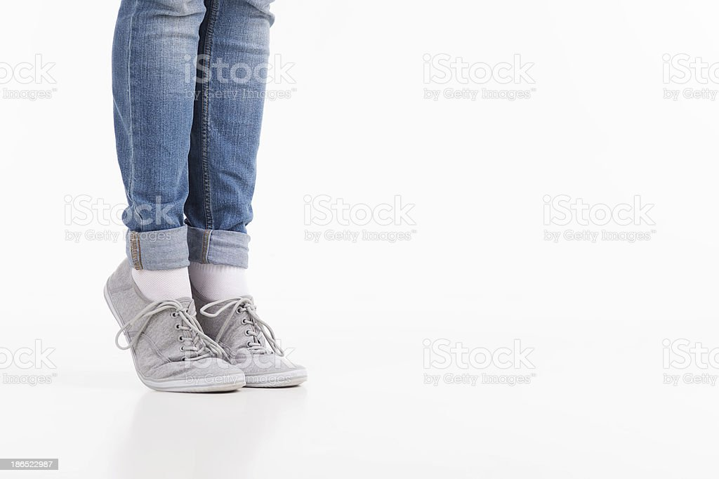 Legs. royalty-free stock photo
