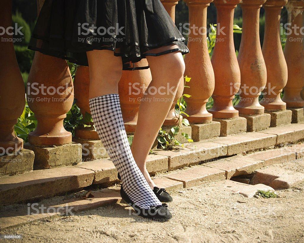 Ноги Стоковые фото Стоковая фотография