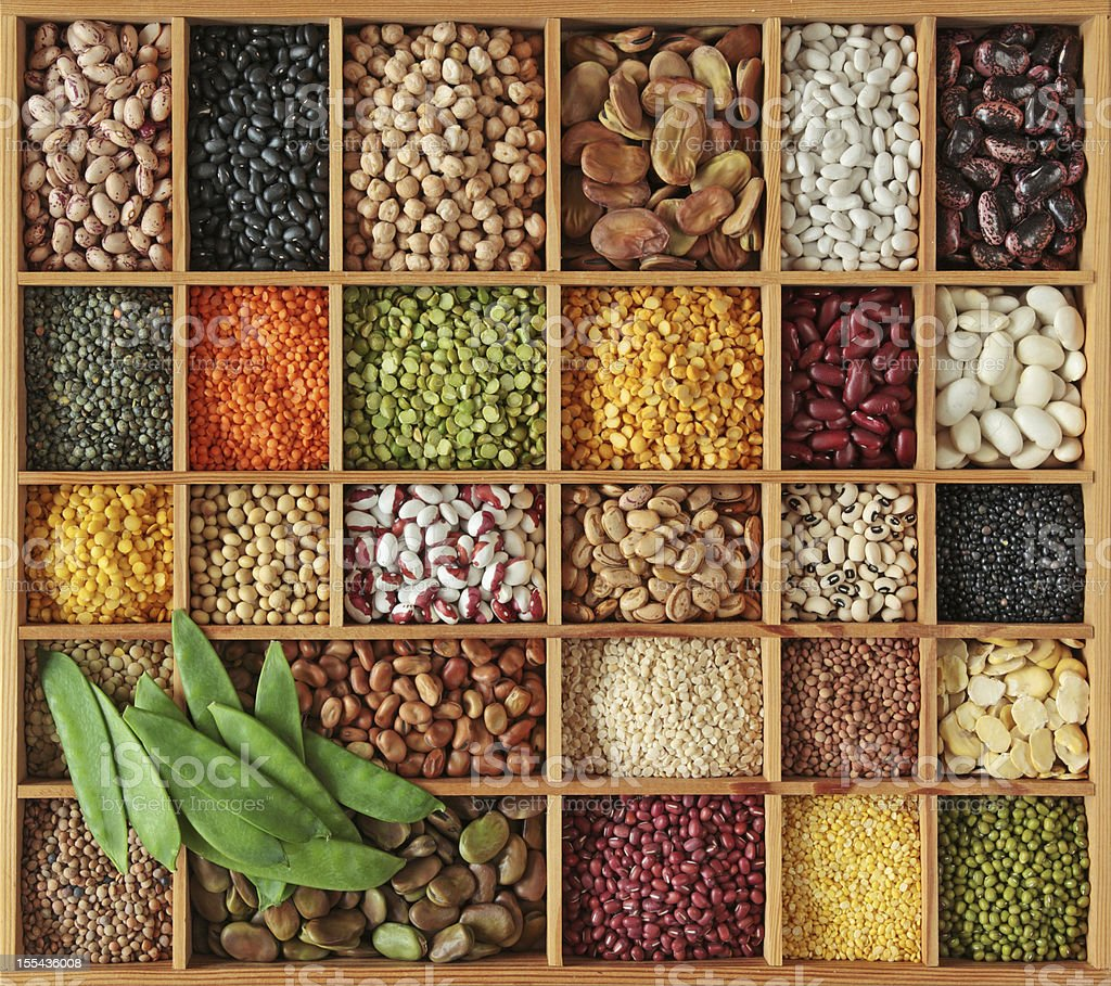 Legume stock photo