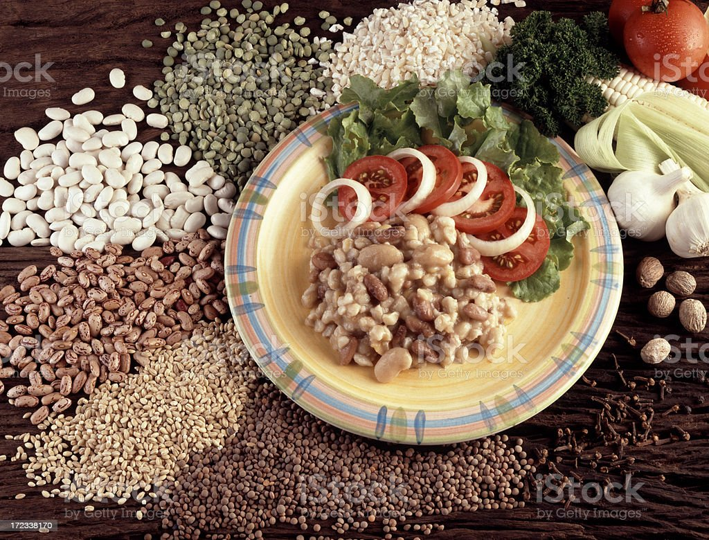 Legumes royalty-free stock photo