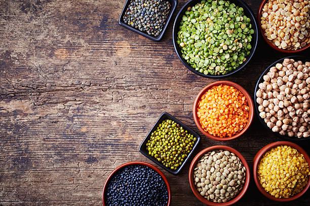 legumes - fasulye stok fotoğraflar ve resimler