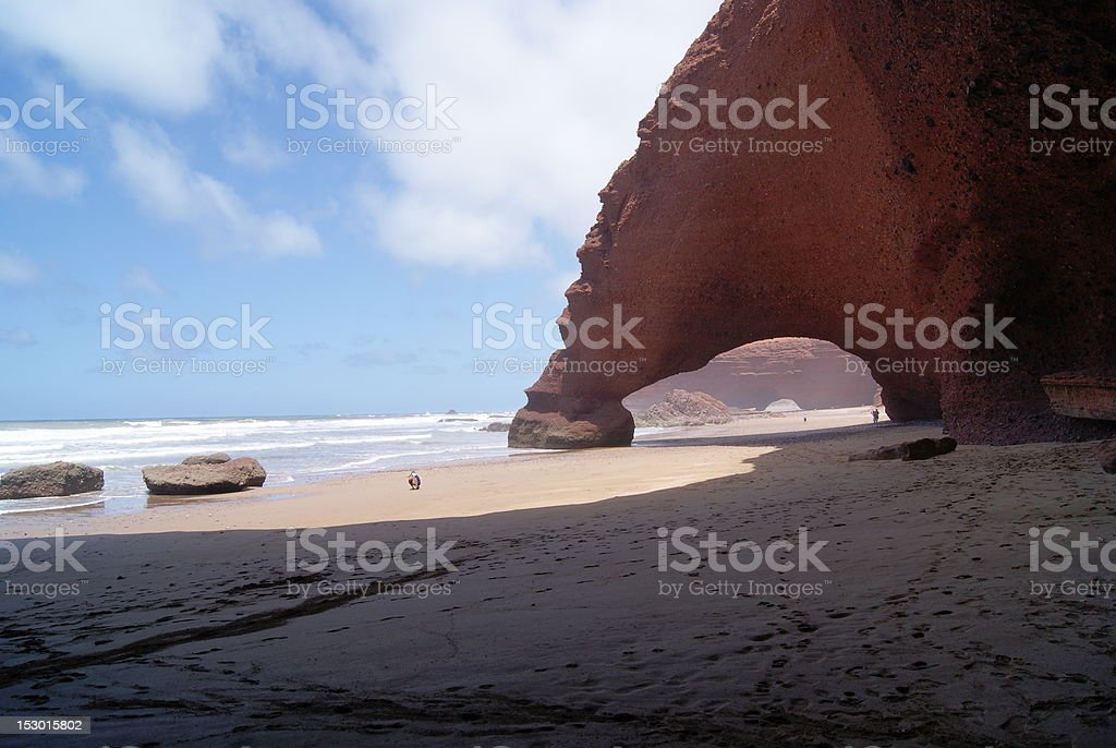 Legzira Beach, Maroc - Photo