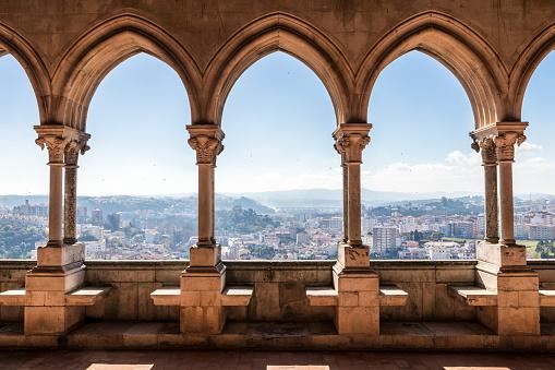 istock Leiria Castle, Portugal 942152848