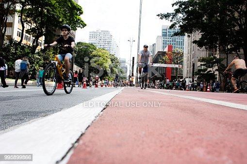 863454090istockphoto Leisure day at Avenida Paulista 995899866