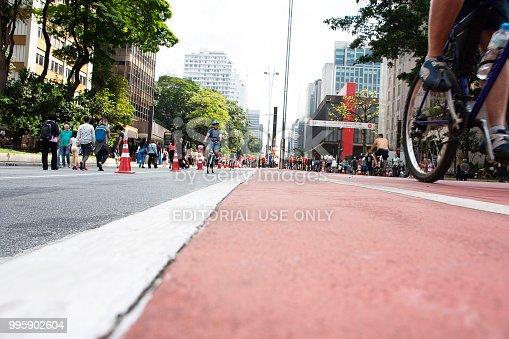863454090istockphoto Leisure day at Avenida Paulista 995902604