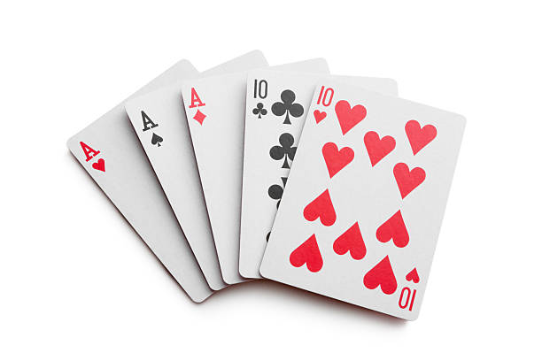 svago: full - carte da gioco foto e immagini stock