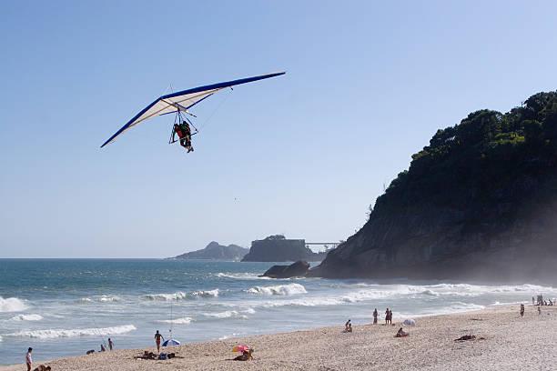 Leisure in Rio de Janeiro stock photo