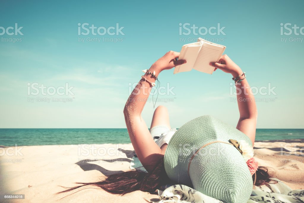 Leisure in summer stock photo