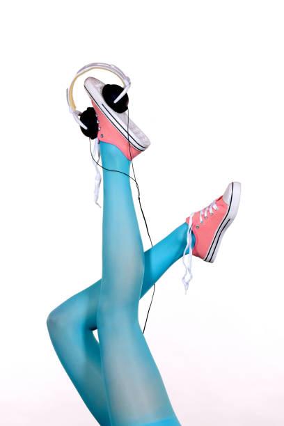 Leisure Legs stock photo
