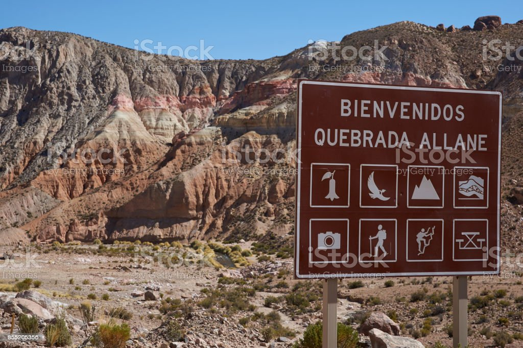 Leisure options on the Altiplano stock photo