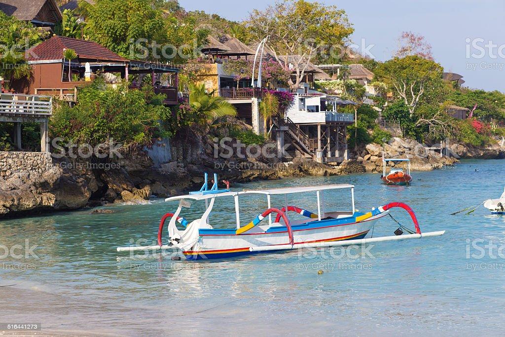 Lembongan island.Indonesia. stock photo