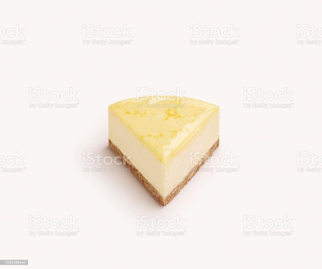 Zitronen-Käsekuchen – Foto