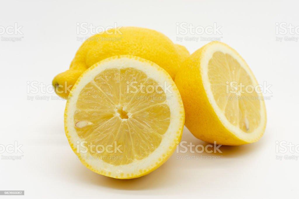 Zitrone / Citron – Foto