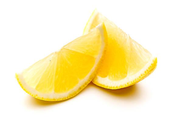 Zitronen citrus-Frucht-Scheiben – Foto