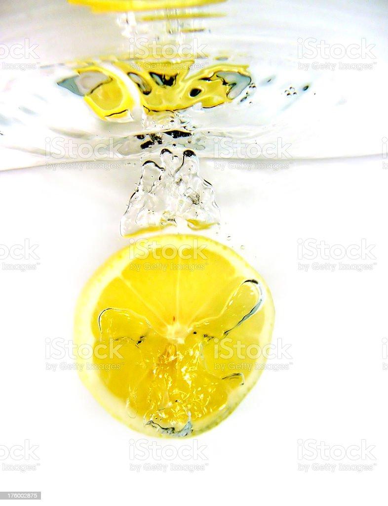 Lemon Falls royalty-free stock photo