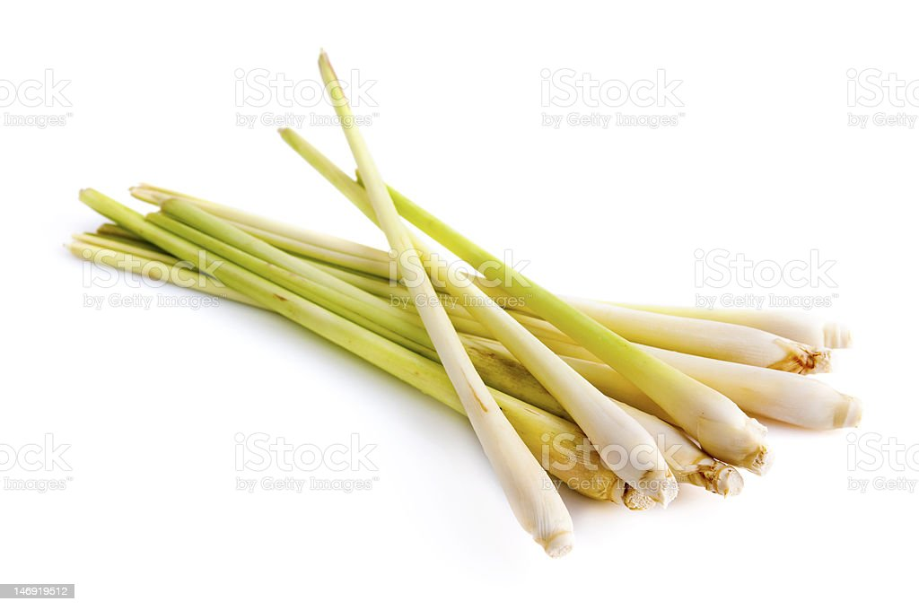 Lemon Grass royalty-free stock photo