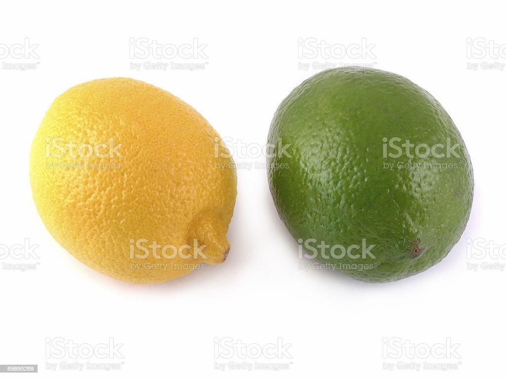 Lemon Lime Lizenzfreies stock-foto