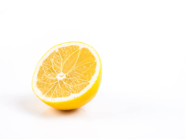 Lemon marijuana - foto stock
