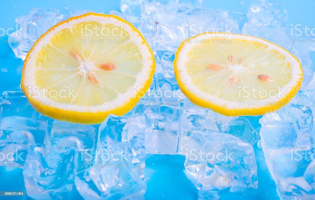 De limão  foto royalty-free
