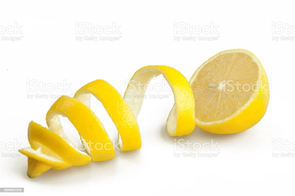 Lemon. stock photo