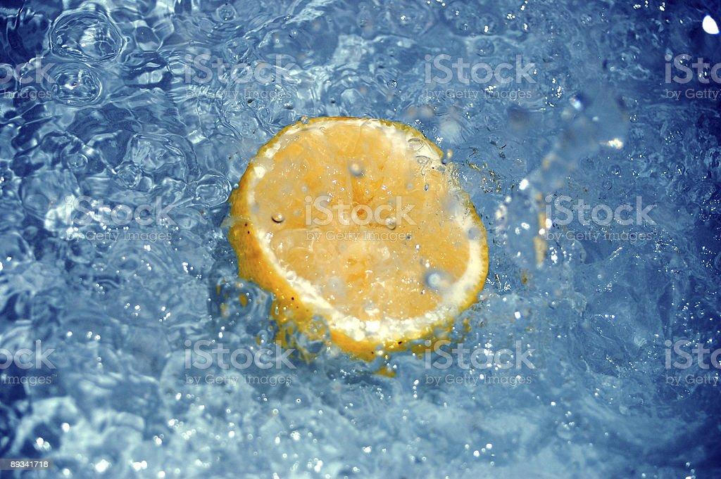 lemon #4 royalty-free stock photo
