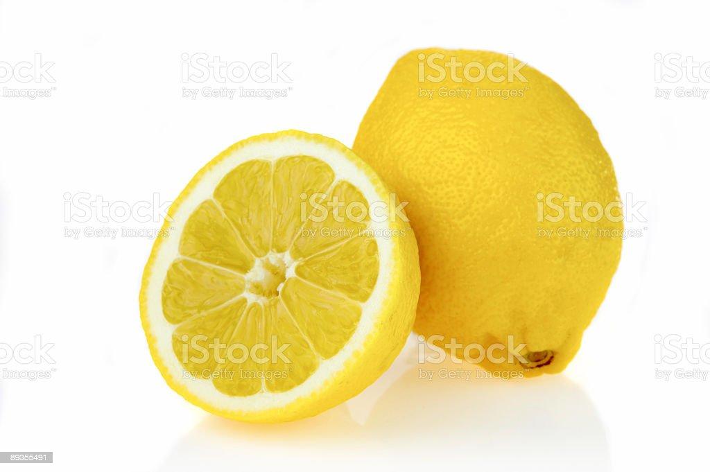 Limone foto stock royalty-free