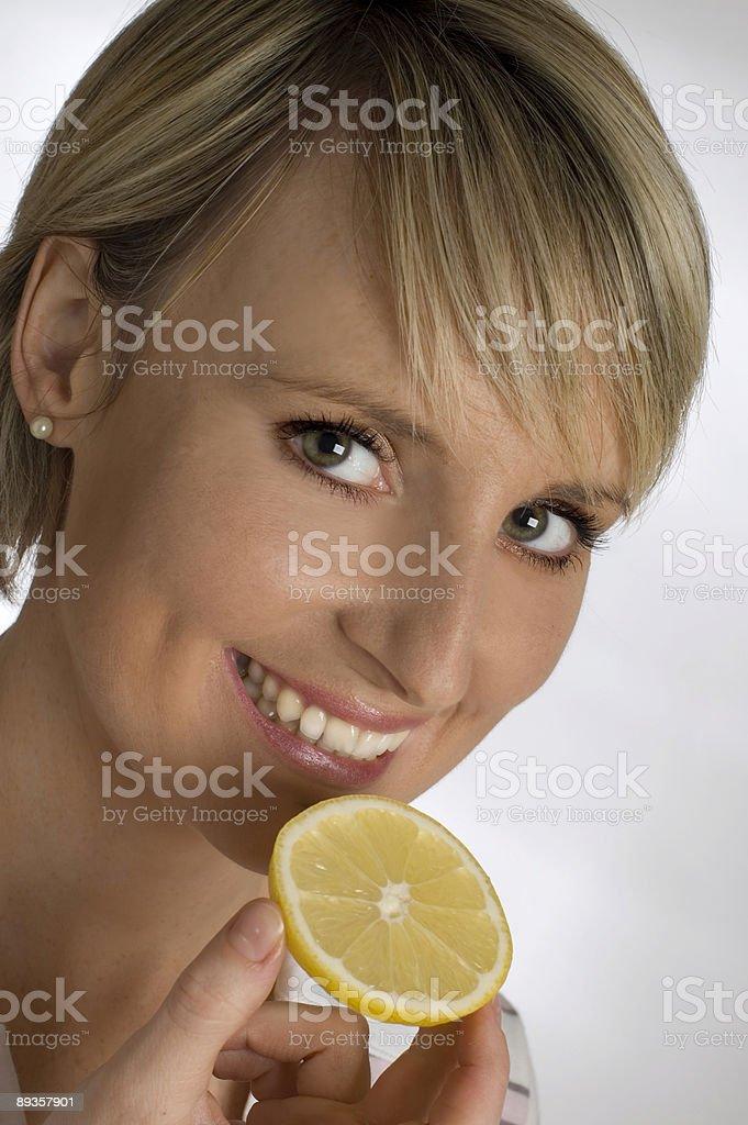 lemon royalty free stockfoto