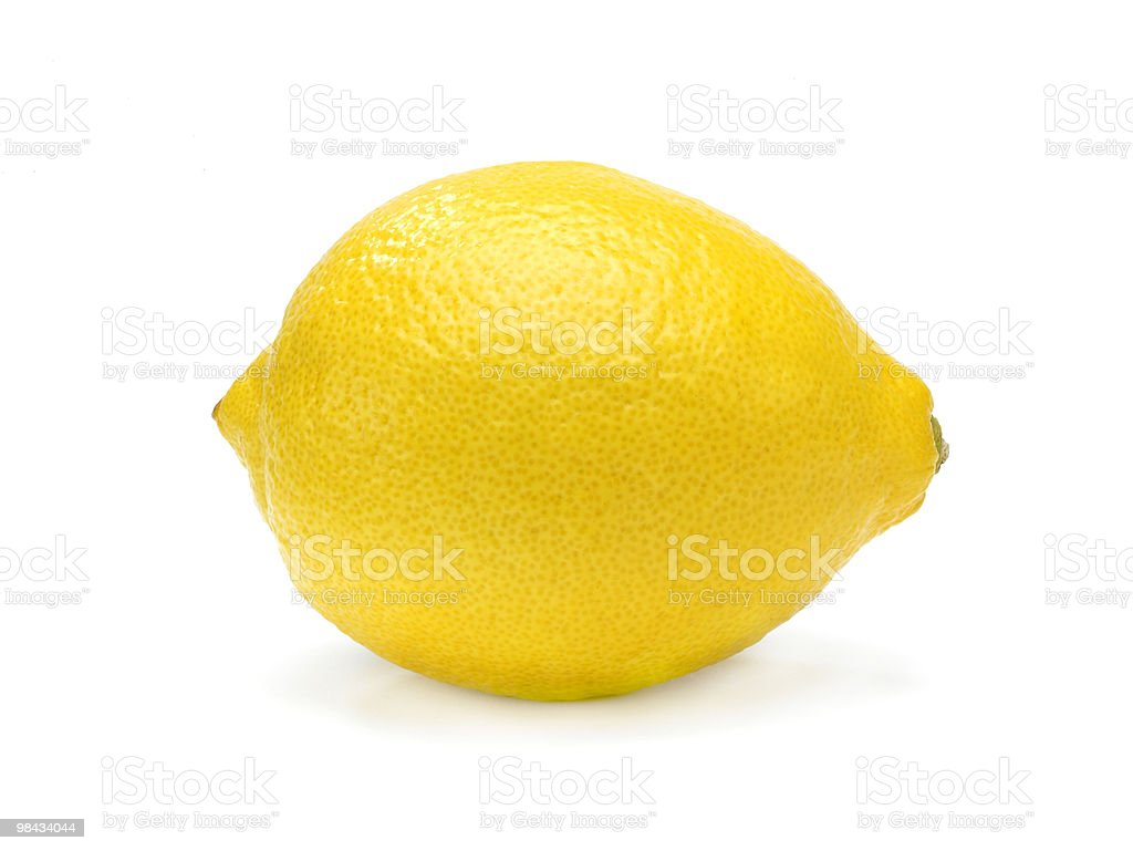 Lemon royalty-free stock photo
