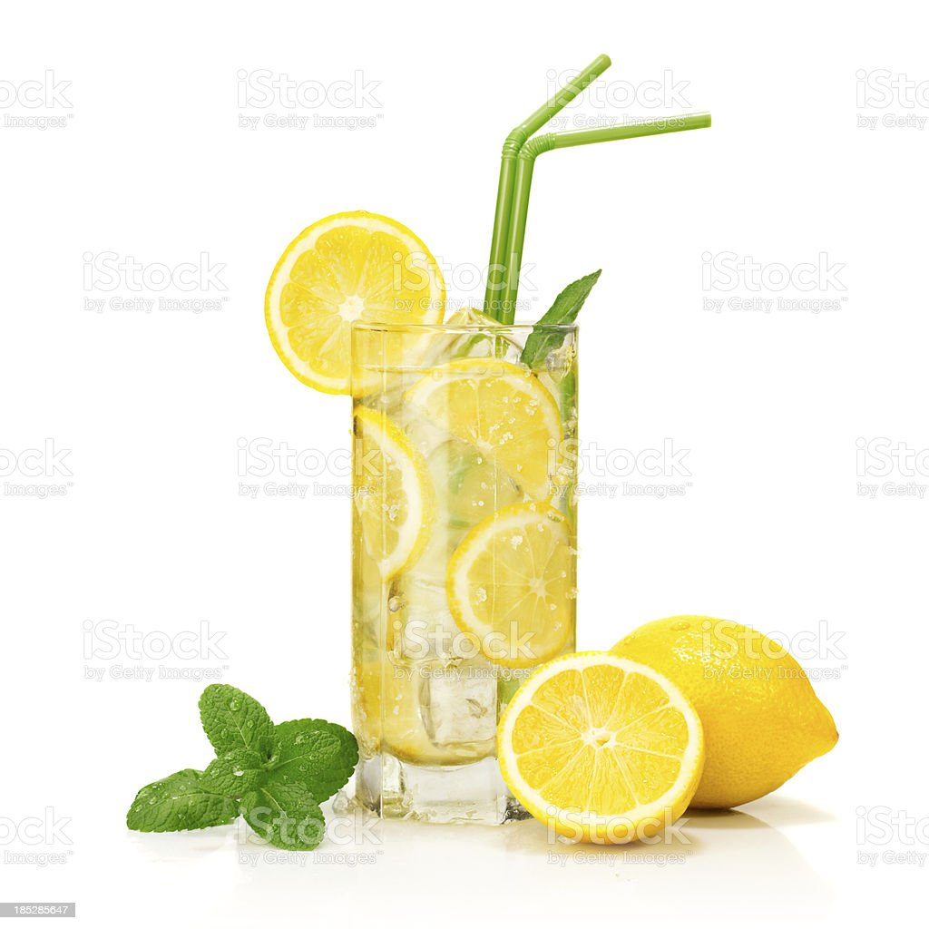 lemonade stock photo