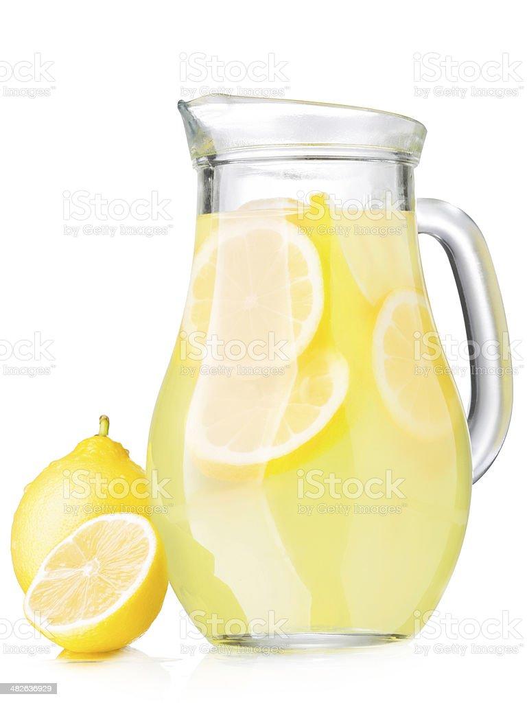 Lemonade stock photo