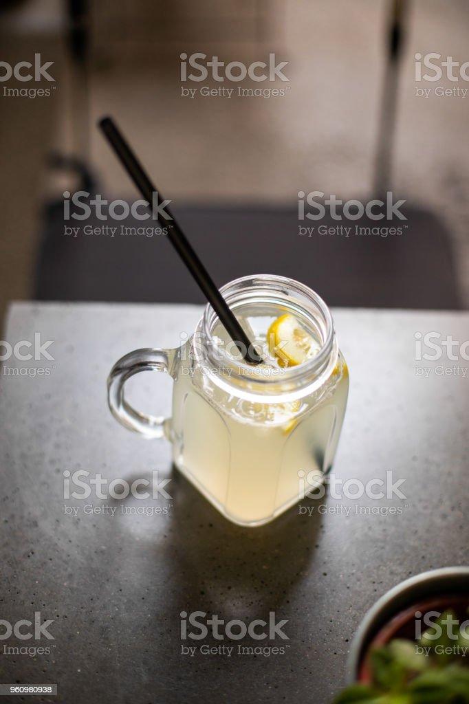 Limonade - Lizenzfrei Altertümlich Stock-Foto