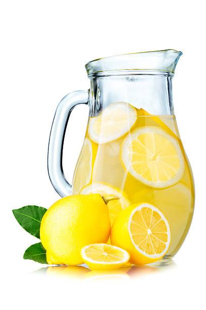레모네이드 피처, 레몬 - 레모네이드 뉴스 사진 이미지