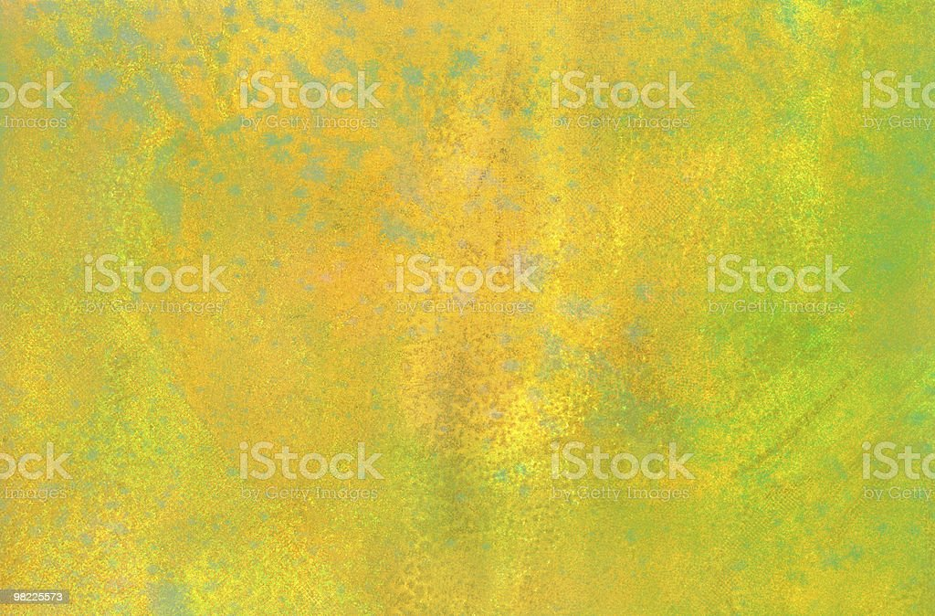 Lemon-Lime Grunge Background royalty-free stock photo