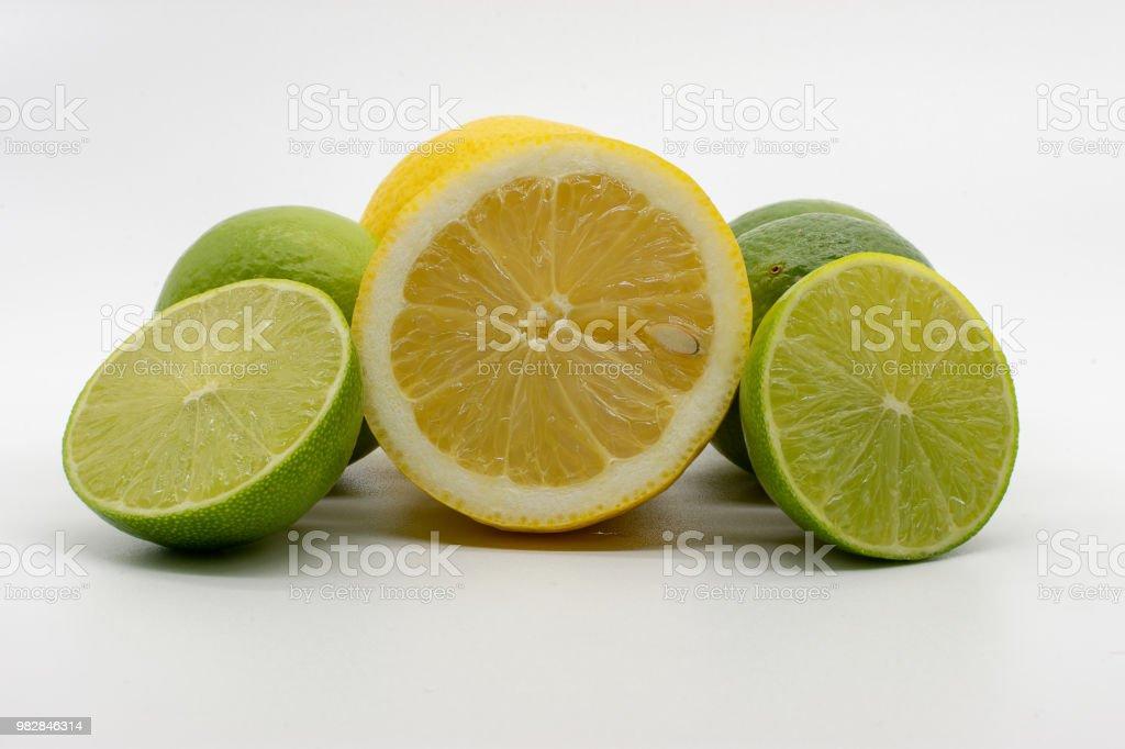 lemons and limes – Foto