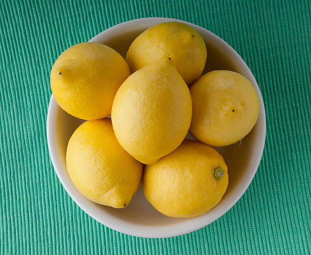 Limones - foto de stock