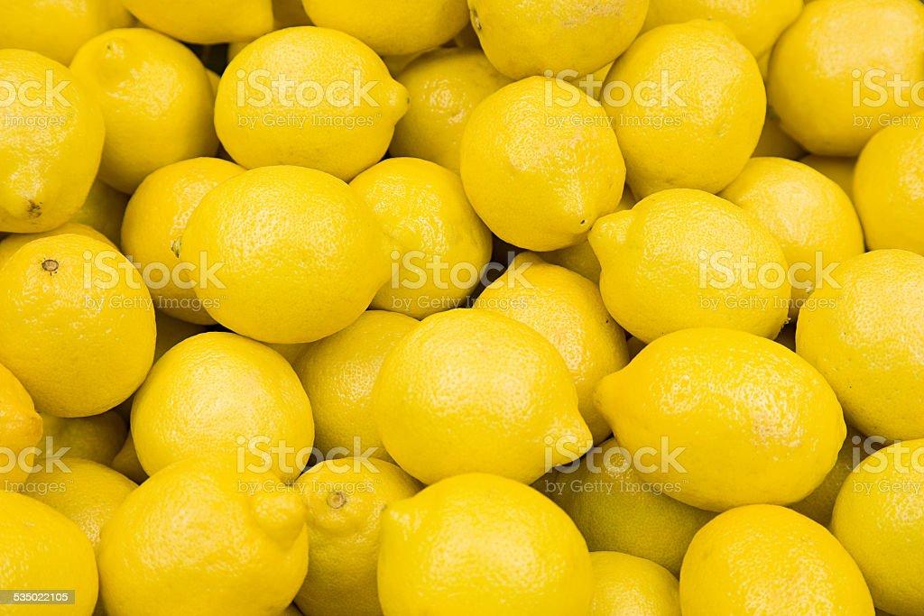 Limoni - Foto stock royalty-free di 2015