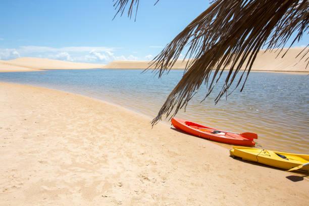 Lençois Maranhenses 6, Maranhão, Brazil. stock photo