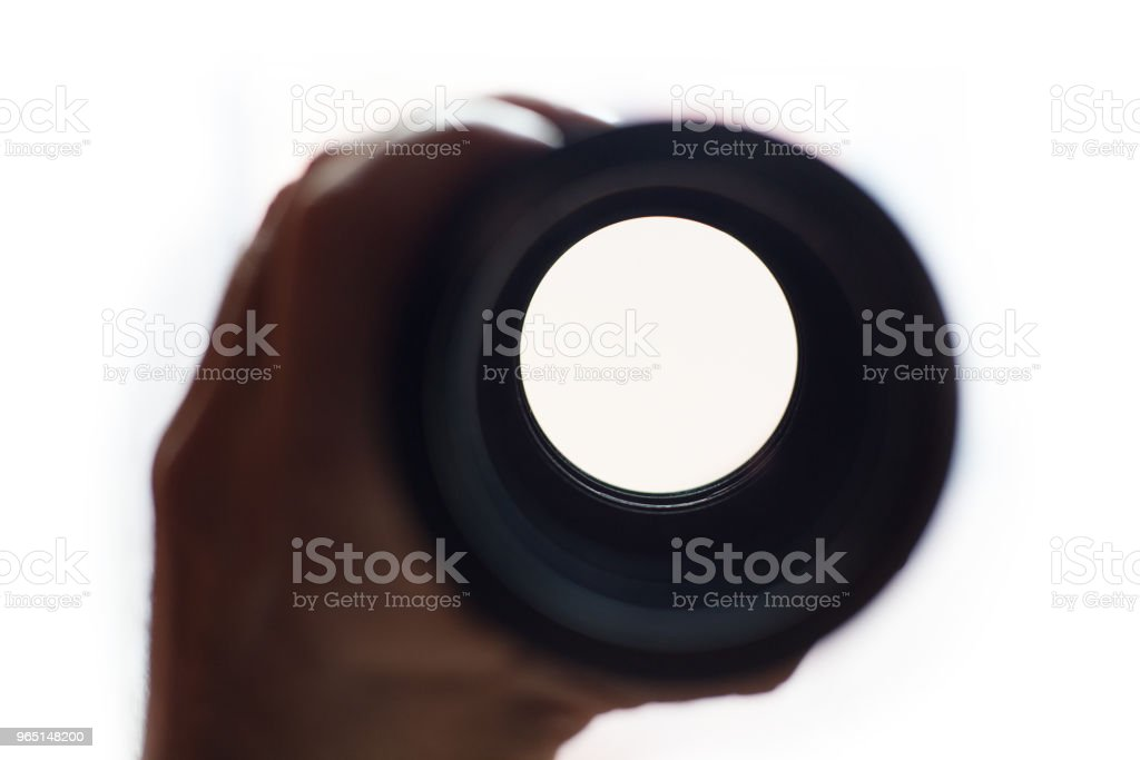 lens aperture blades wide open royalty-free stock photo