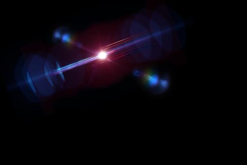 868064724 istock photo Lens Flare Effect 1039995222