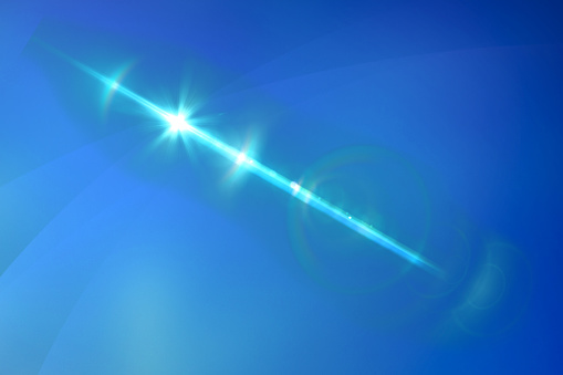 868064724 istock photo Lens Flare Effect 1039995338