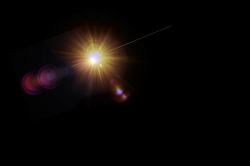 868064724 istock photo Lens Flare Effect 1039995390