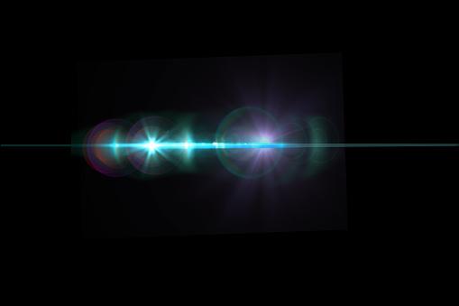 868064724 istock photo Lens Flare Effect 1039995412