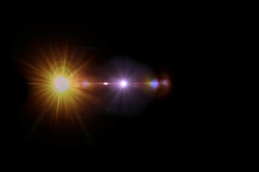 868064724 istock photo Lens Flare Effect 1039995474